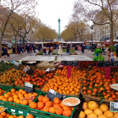 best market paris