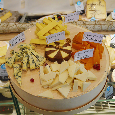 french cheese tasting in paris